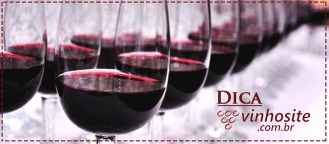 Taças de vinhos
