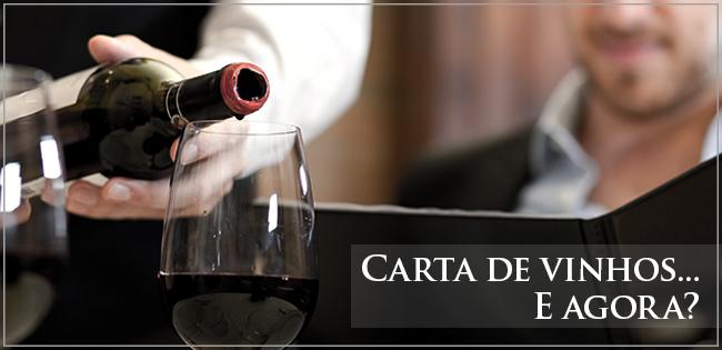 Saiba como analisar uma carta de vinhos