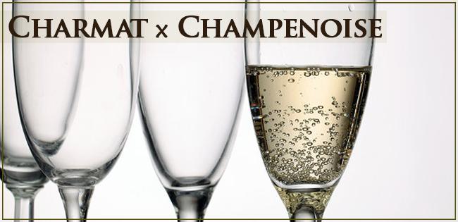 Champenoise e Charmat