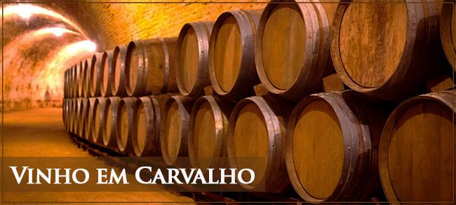 Vinho em Carvalho
