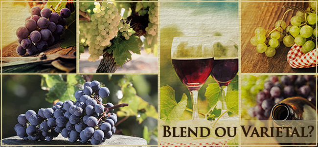 Vinho Varietal ou Blend