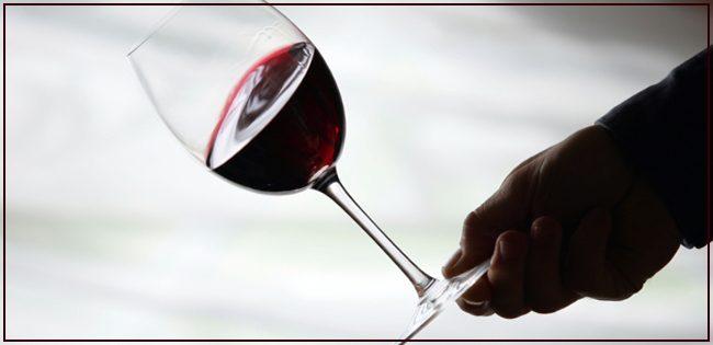 girar-vinho-na-taça
