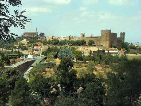 vinhedos de Brunello