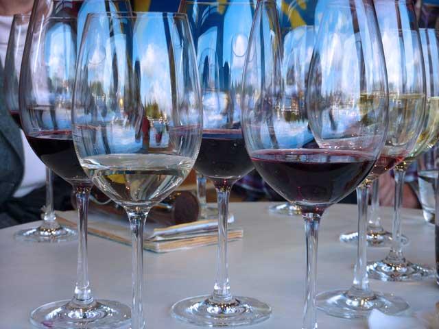 corpo do vinho