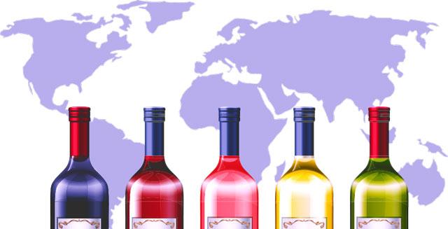 volta ao mundo vinícola